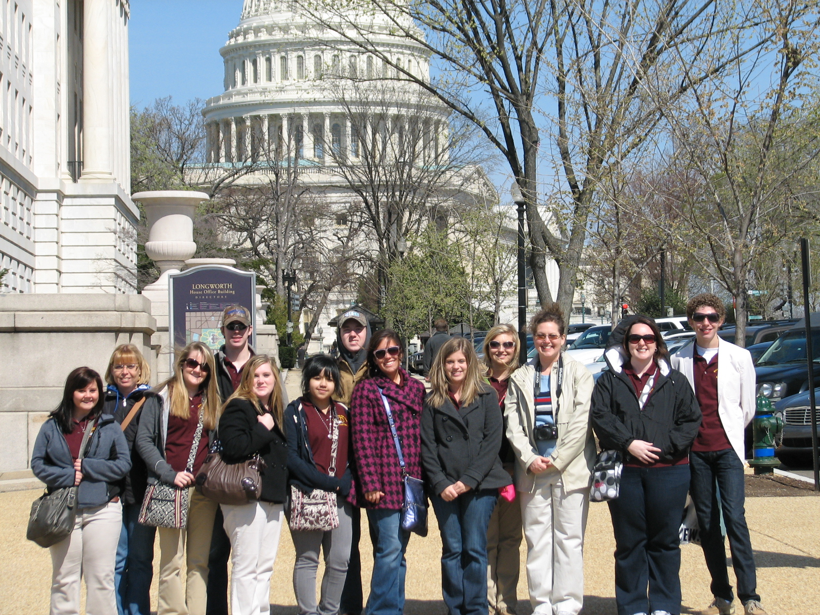 Moot Court on Capitol Hill, Washington, D.C., 2011