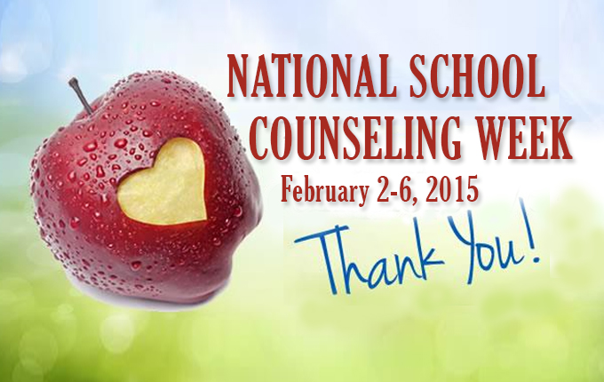 national school counselor week 2014 | just b.CAUSE