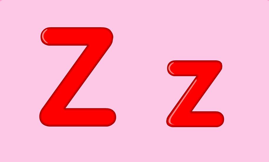 Starfall Zz Write the Letter Z